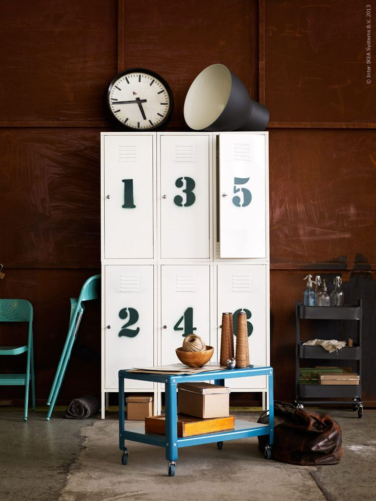Storage Solutions With Lockers Around The Home   Lockers ...